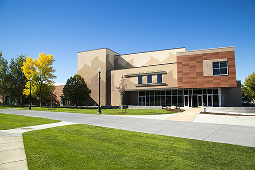 Whitney Center for the Arts